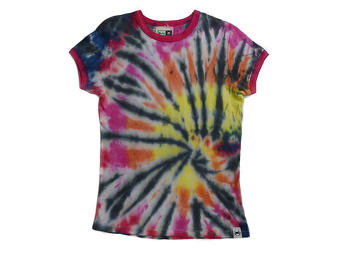 Tie-Dye T-Shirt - Multi-Color