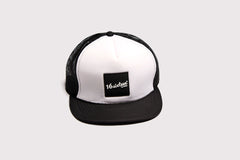 Trucker Hat - Black & White