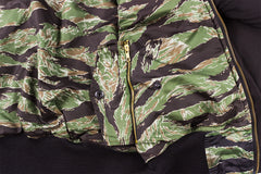 Flight Jacket - Tiger Camo