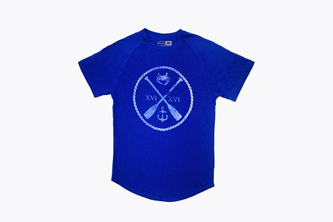 Charm City Crew T-shirt - Royal