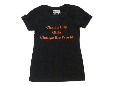 Charm City Girls (CCG) - Black