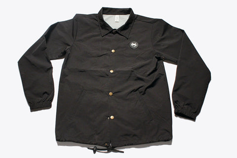 Coach's Jacket - Black