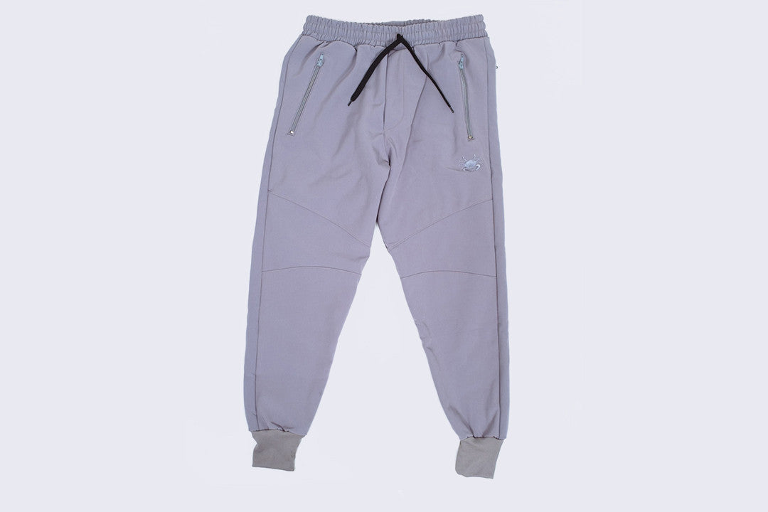 16sixteen Soft Shell Joggers - Grey