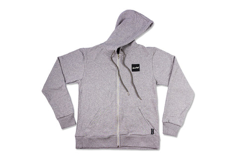 Zip-up Hoodie - Heather
