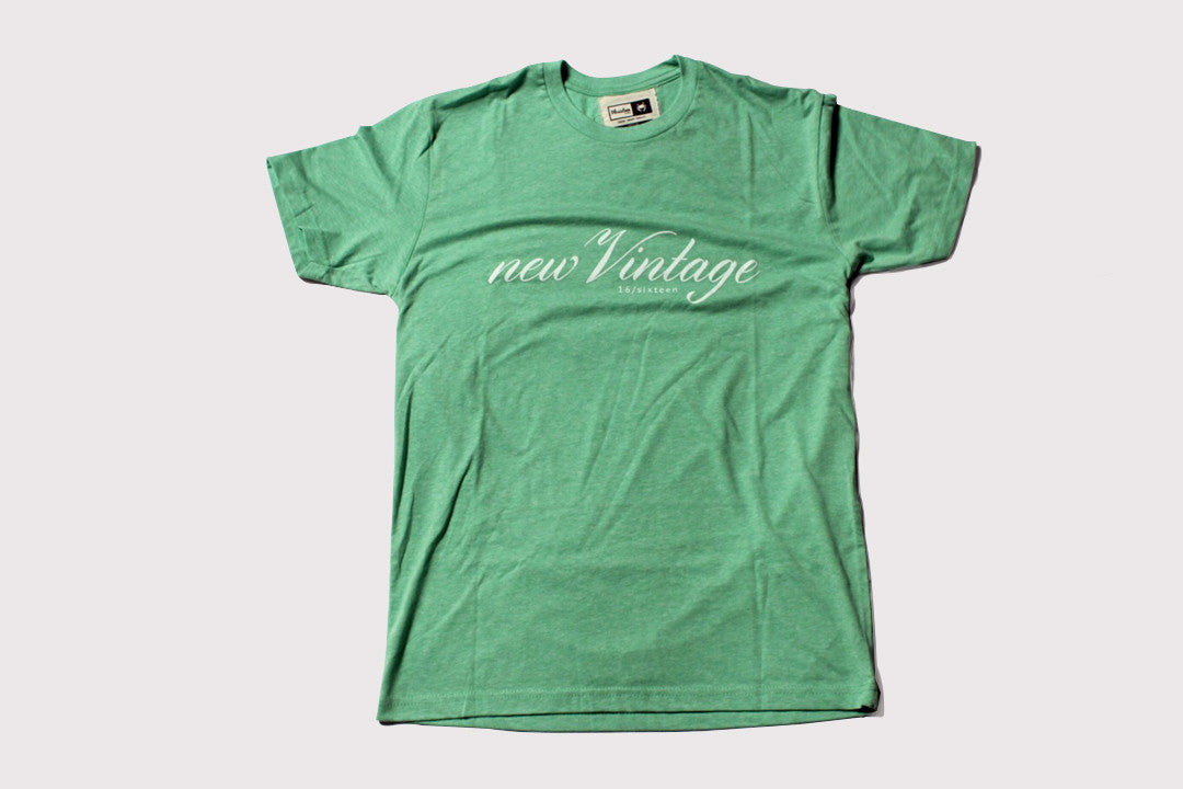 New Vintage T-shirt - Green
