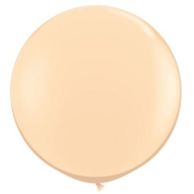 "36"" Round Balloon - Blush"