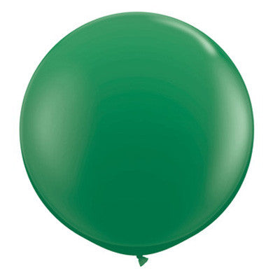 "36"" Round Balloon - Green"