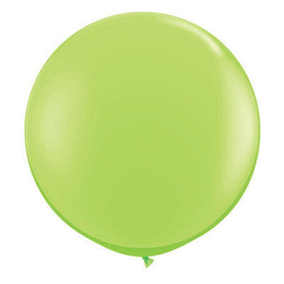 "36"" Round Balloon - Lime Green"
