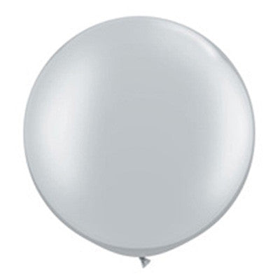 "30"" Round Metallic Balloon 
