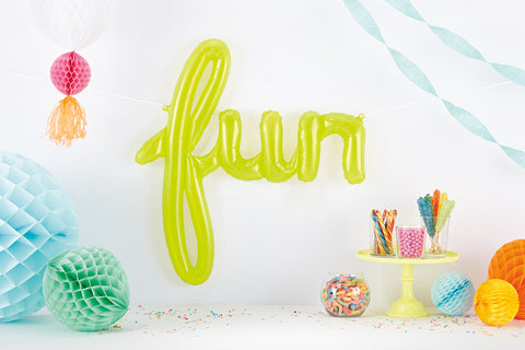 Script Balloon | FUN