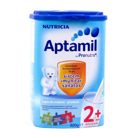 Aptamil Junior 2+, 800gr, Milupa