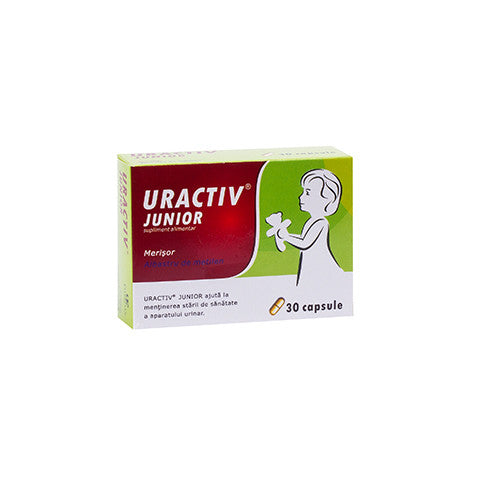 Uractiv Junior  30 Capsule  Fiterman