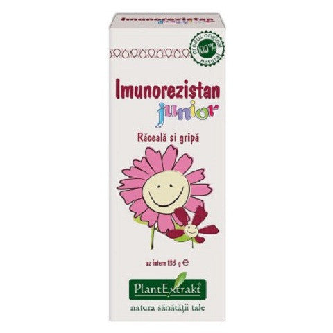 Imunorezistan Junior, 100ml, Plant Extrakt