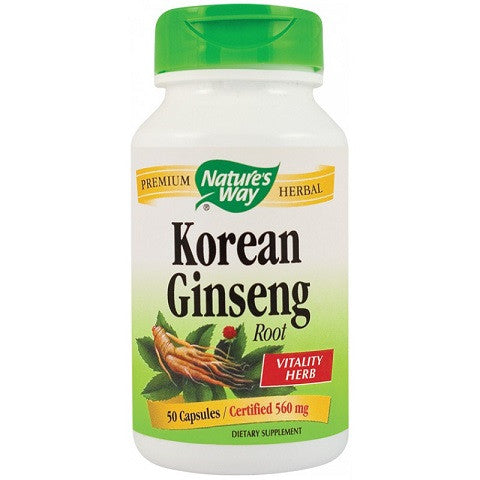 Ginseng Korean, 50 capsule, Secom