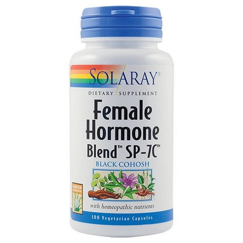 Female Hormone Blend, 100 capsule, Secom