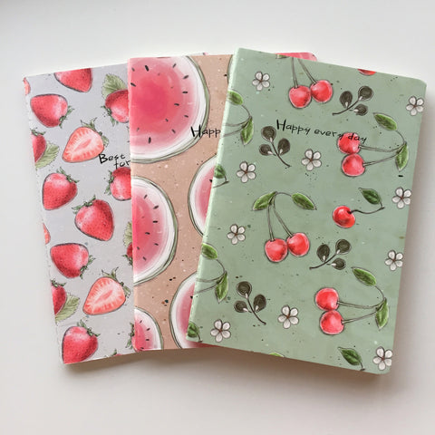 Notebook - Fruits