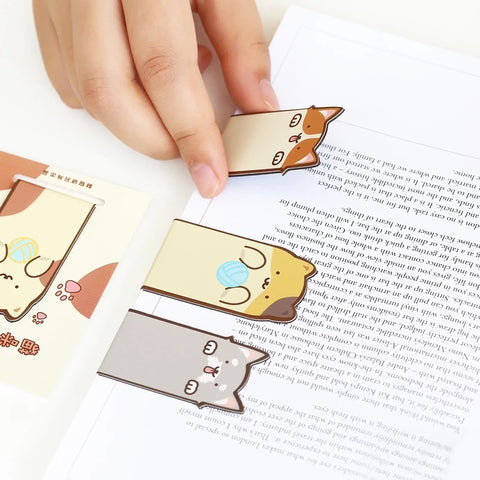 Bookmark - Magnetic Pets