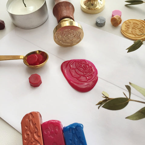 Wax Seal - Assorted Emblems