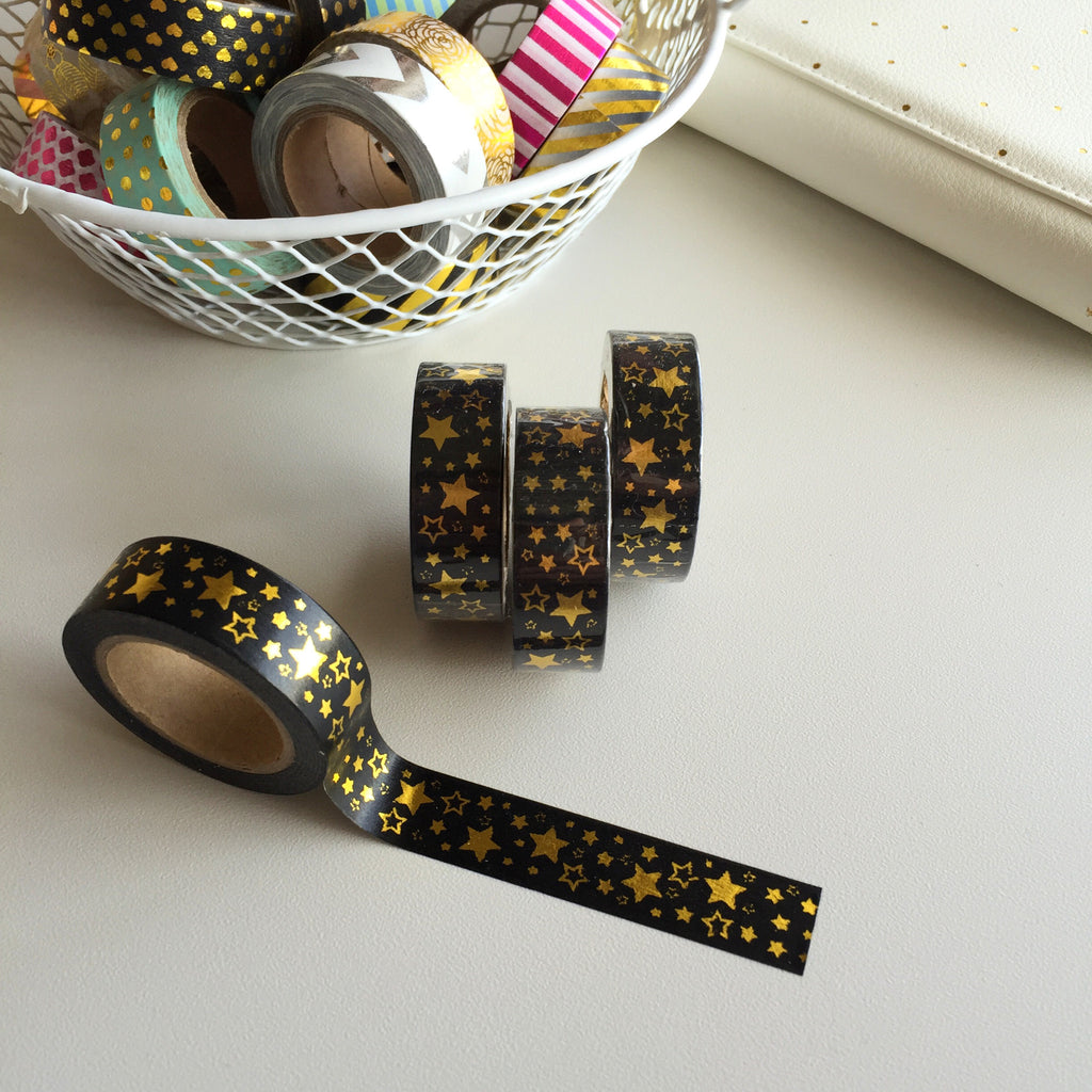 Washi Tape - Starry Night