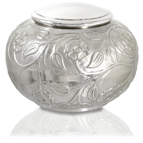 Climbing Roses - Silver Urn