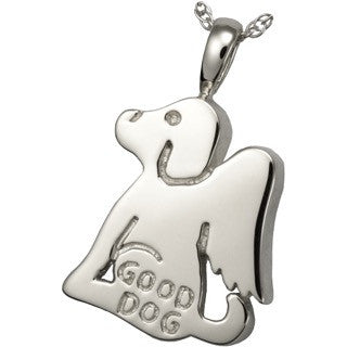Good Dog Cremation Pendant