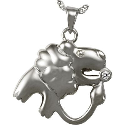 leo-zodiac-cremation-pendant-keepsake-jewellery-for-ashes-memorial