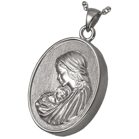 Motherly Love Cremation Pendant