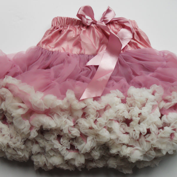 Frothy Tutu rose and cream