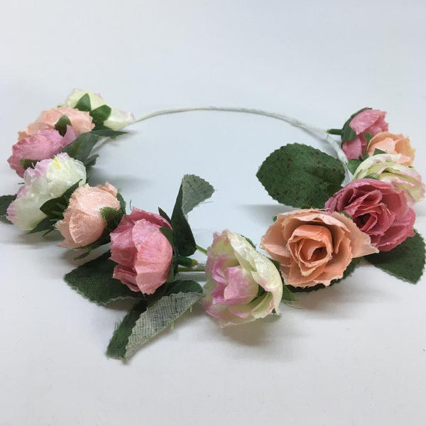 Flower garlands - small rose garland