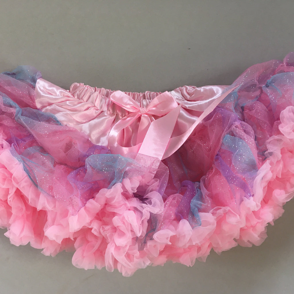 Frothy Tutu enchanted (pink)