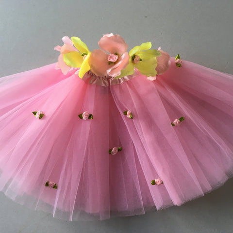 Rosebud tutu and alice band
