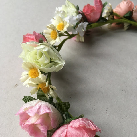 Flower garlands - Daisy / Rose garland