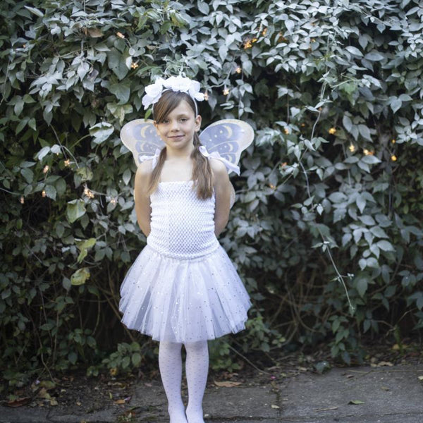 White Sparkle Snow Fairy set