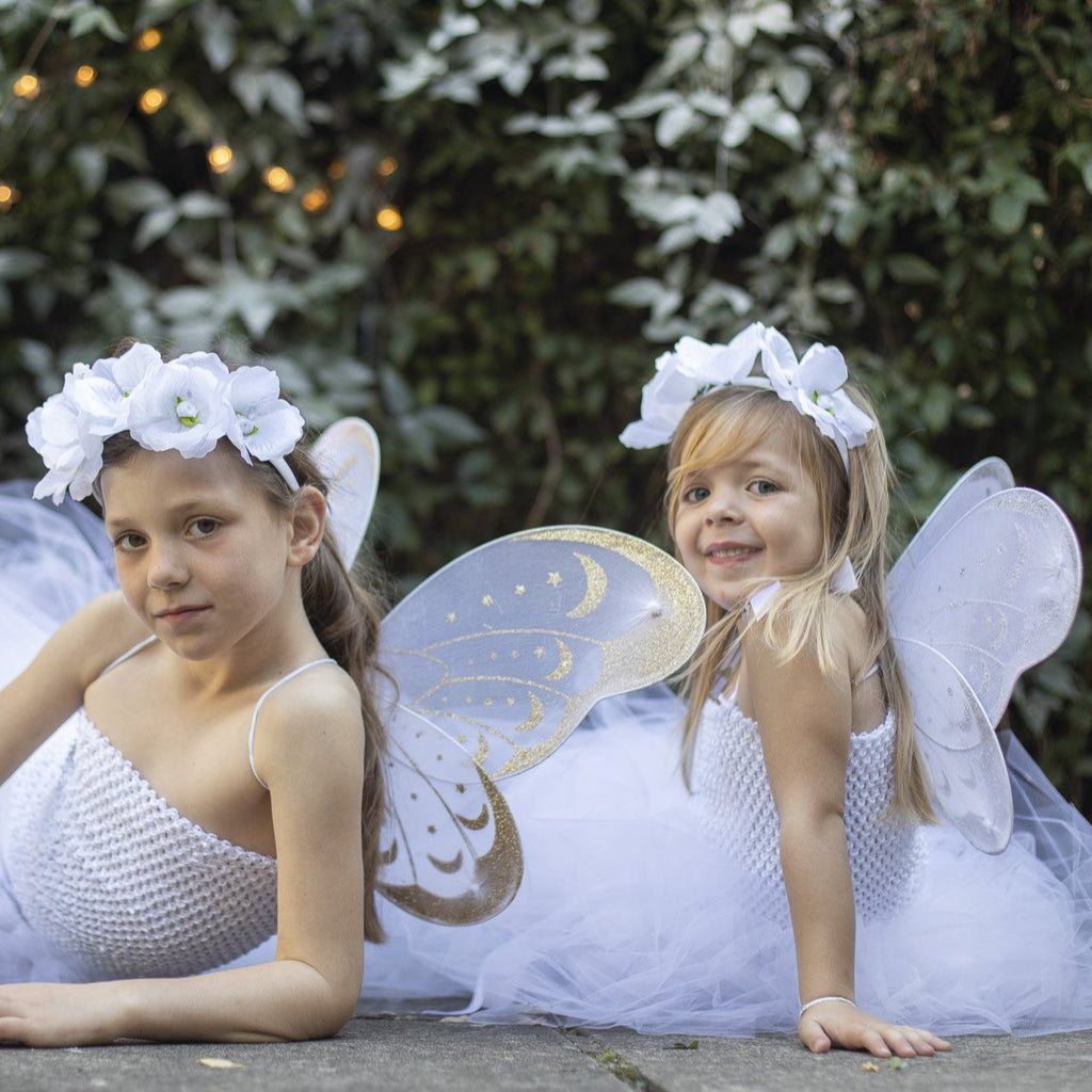 White Snow Fairy Set - standard length