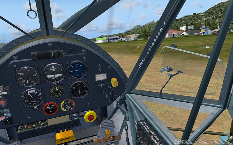 Fieseler Storch Fi-156 FSX – FSAddon Publishing