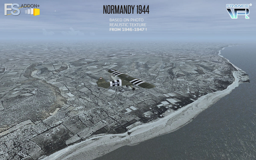 Normandy 1944 for FSX – FSAddon Publishing