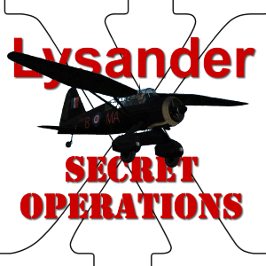 Lysander Secret Operations