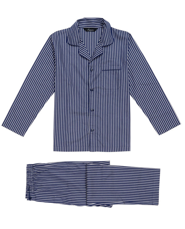 London Pin-striped