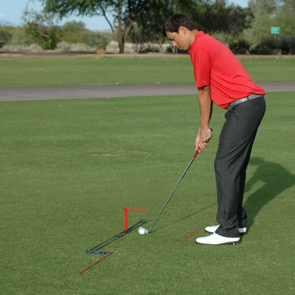 Alignment Made Easy Golf Training Aid - Golf Training Aid