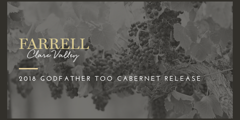 2018 Godfather Too Cabernet Release