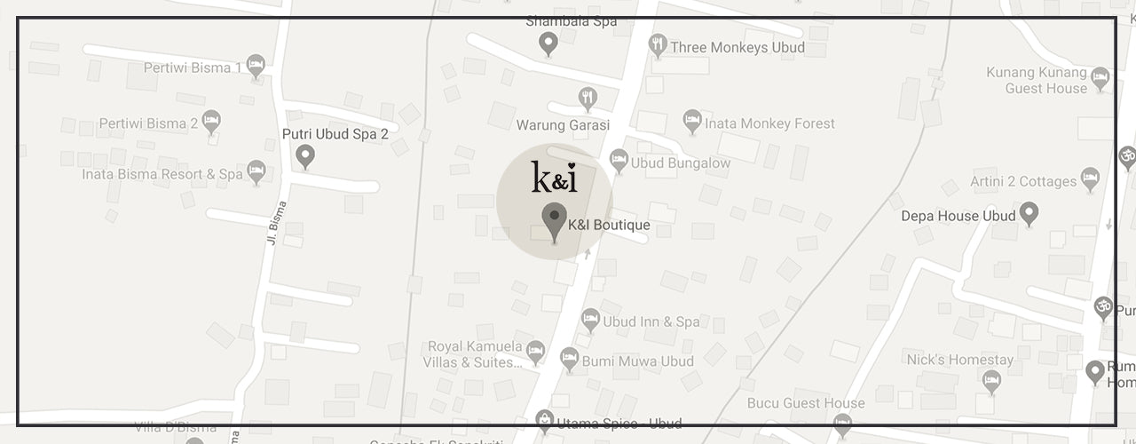 K&I Boutique Ubud Monkey Forest