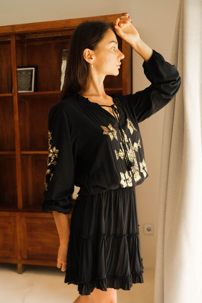 Dress Diana Black