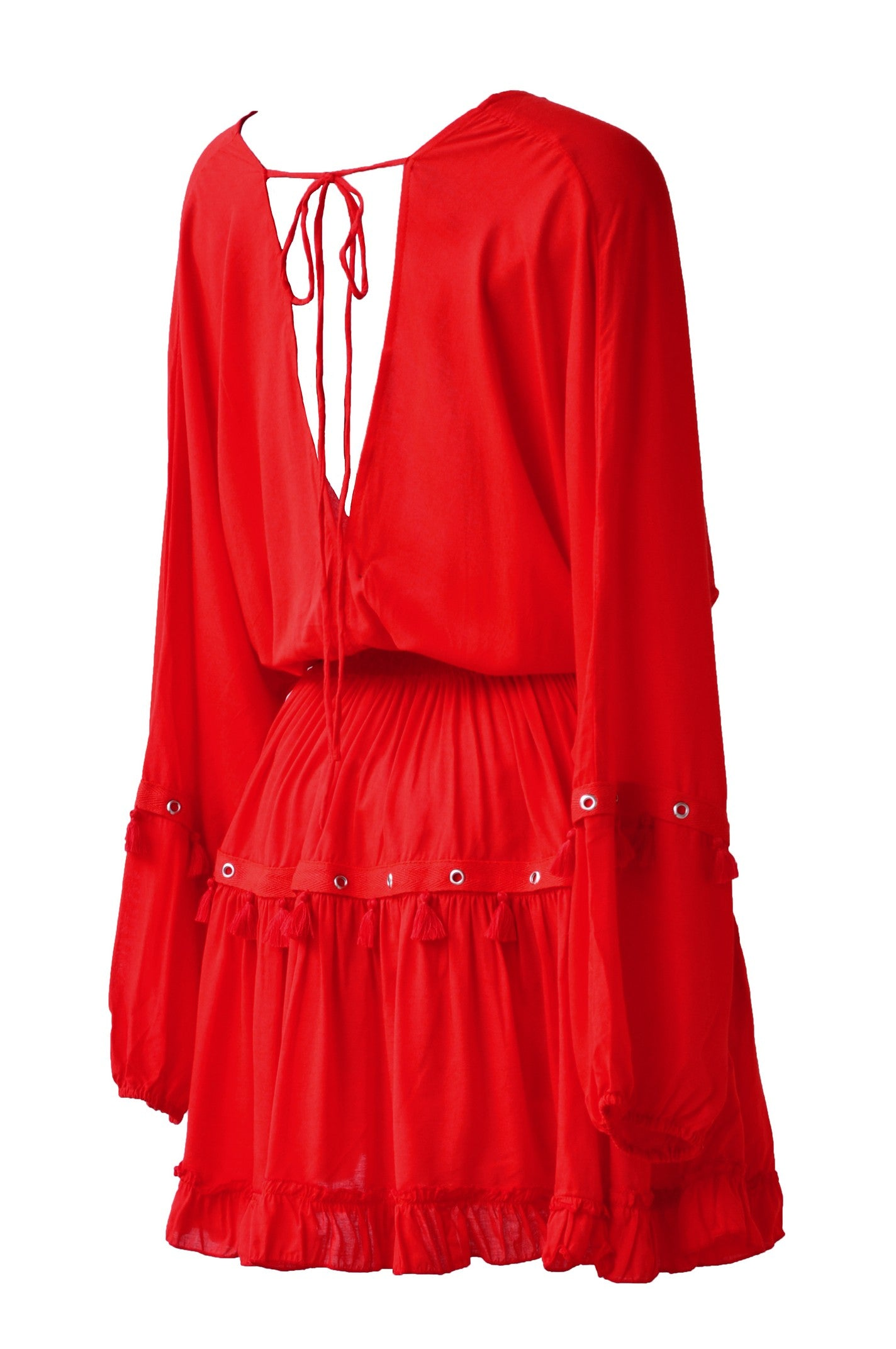 Dress Alice Red