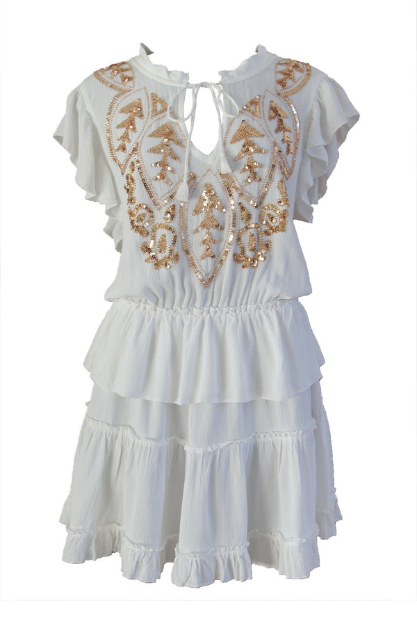 Dress Jonquil Off-White