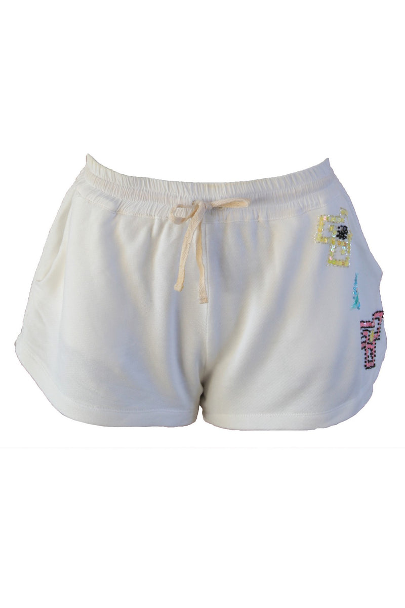 Shorts Dakota Off White
