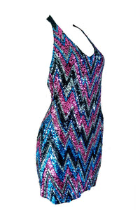 Dress Halter Thunderbolt