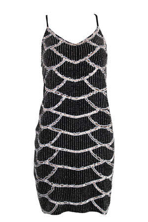 Dress Python Black