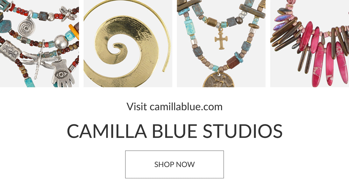 Shop Camilla Blue