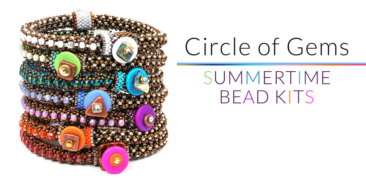 Summertime Bead Kits Blog Tamara Scott Designs