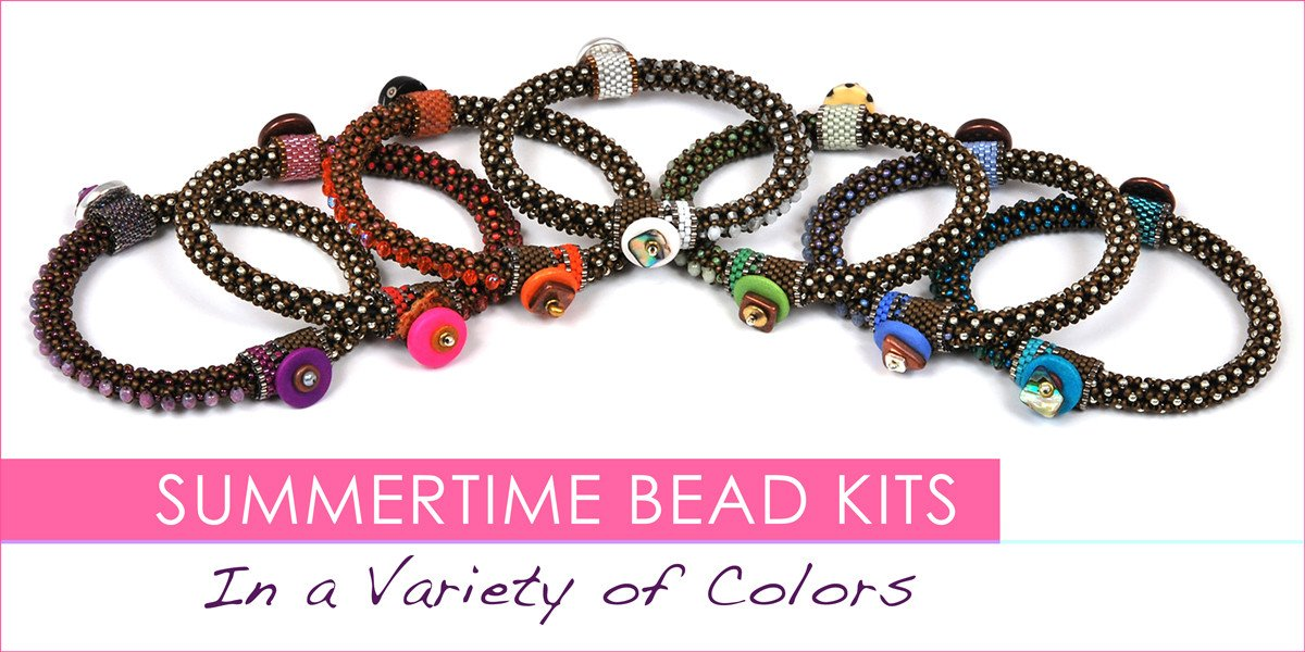 Shop Summertime Bead Kits Tamara Scott Designs